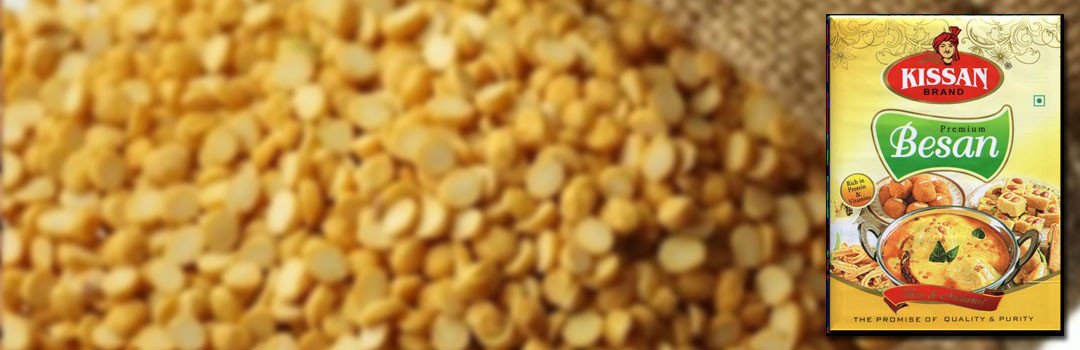 Kissan Foods Gram Flour (Besan)
